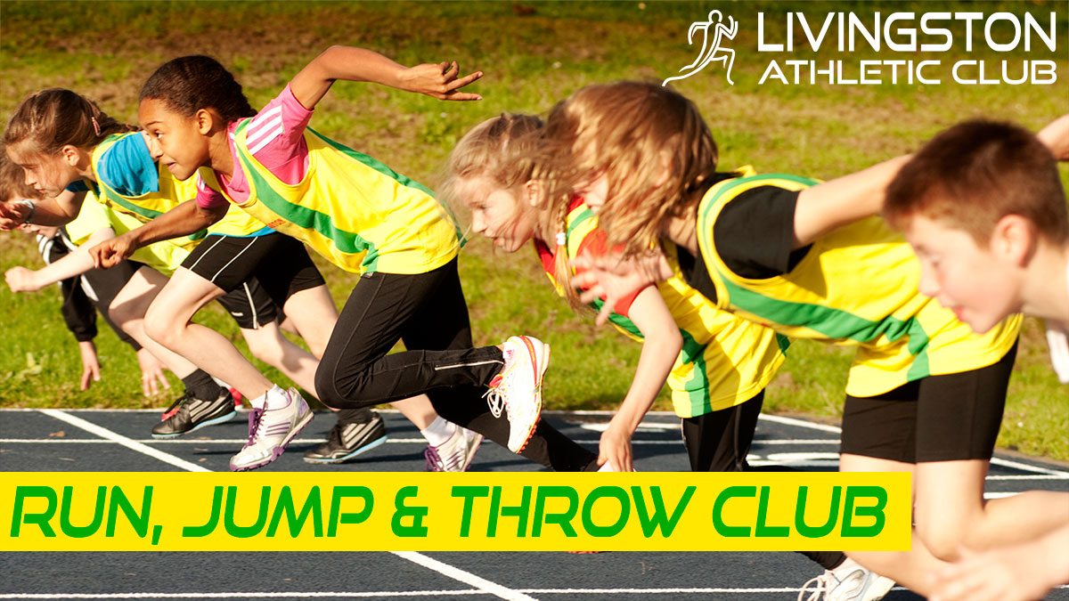 Run, Jump & Throw Club