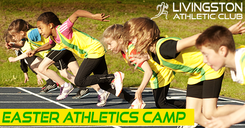 Easter Athletics Camp
