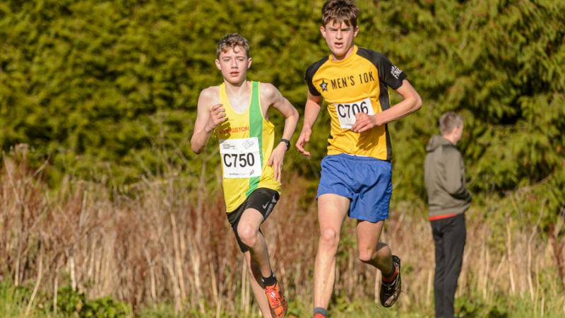 National XC Relay Championship Results
