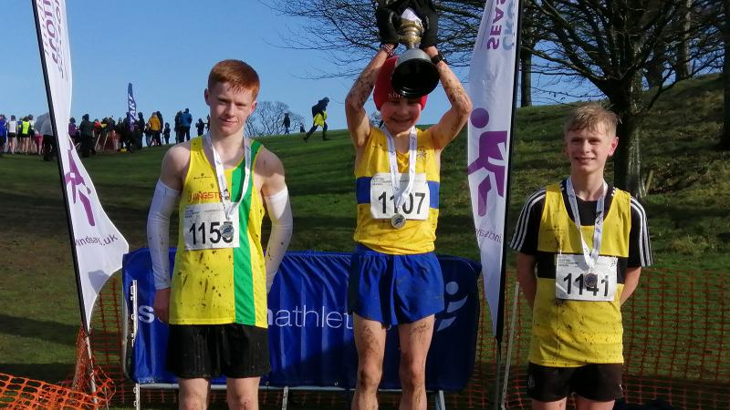 National XC Championship Results