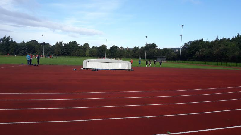 Saughton Time Trials - Personal Bests